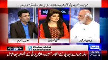 Haroon Rasheed Blast On KPK Previous Goverment And  Telling That What Imran Khan Did In KPK In His Tenure