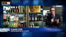 """Loi Macron: """"C'est la porte ouverte à un retour à de la publicité pour l'alcool"""", estime Evin"""