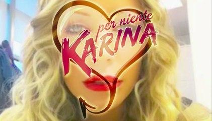 Nel mirino del gossip Fanny Neguesha - Karina : Per niente Karina