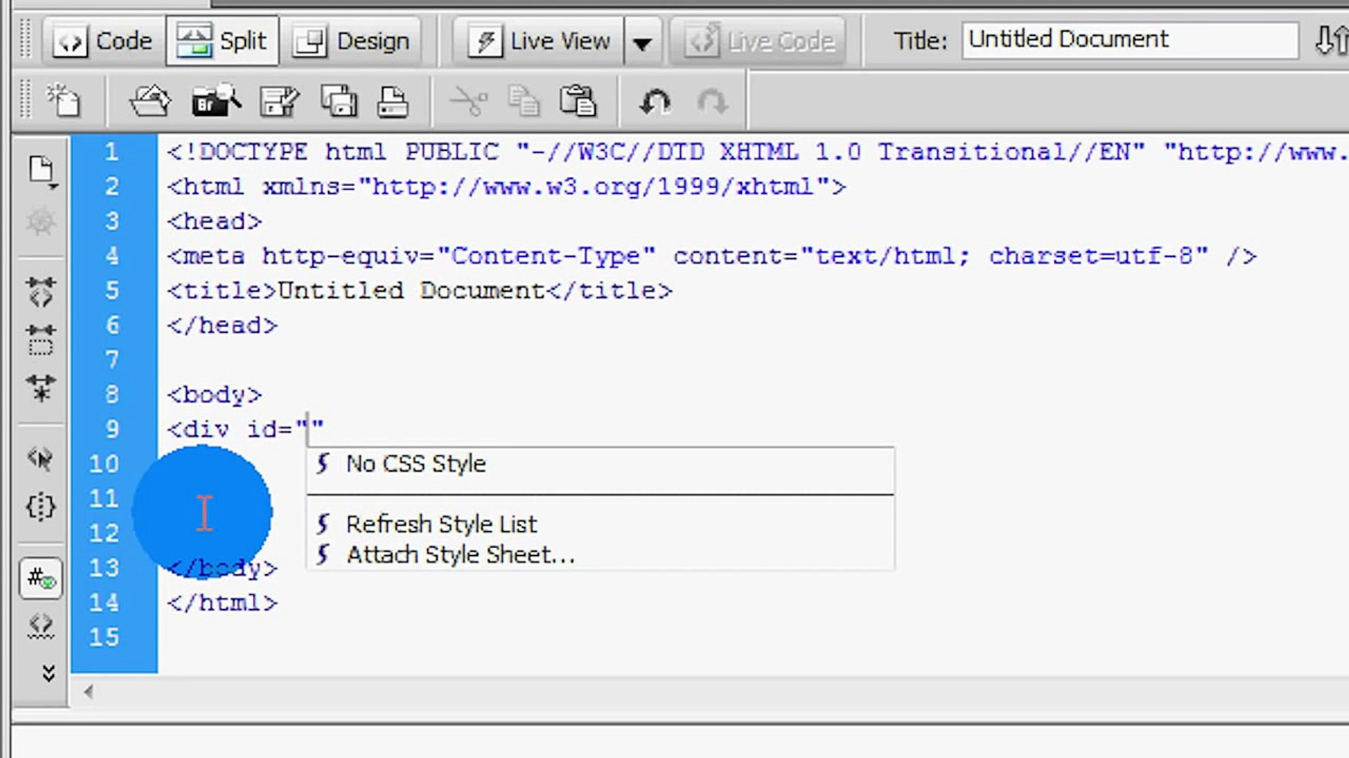 Dreamweaver Tutorial - Create a SIMPLE website using CSS and HTML (for  beginners)