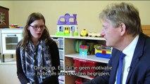 Karina interviewt Staatssecretaris Van Rijn