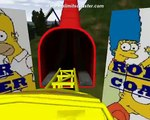 The Simpsons Roller Coaster - No Limits Roller Coaster