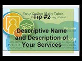 5 Tips For Creating Tutoring Business Cards To Market Your Tutoring Business