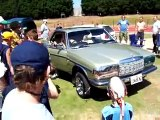 Mercedes Kustom Lowrider on Hydraulics - Hot Rod/Lowrider
