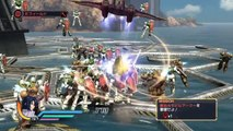 Shin Gundam Musou - 真・ガンダム無双 公式機体動画「ジャスティスガンダム」[Justice Gundam]
