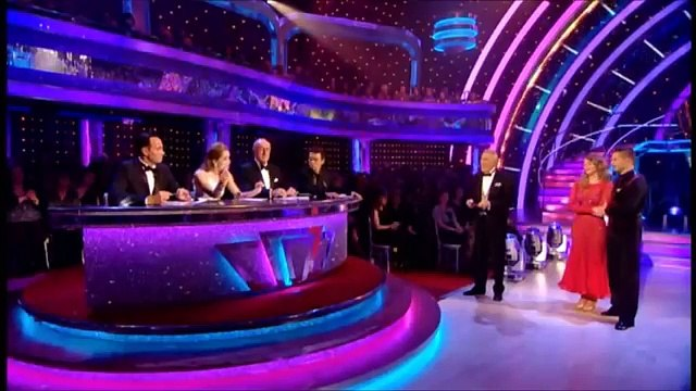 Kimberley Walsh - Strictly Come Dancing   WEEK 11 [SEMI FINAL]