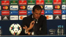 UEFA Champions League: Juve upbeat despite defeat