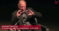 Werner Herzog on why his films are funnier than Eddie Murphy's