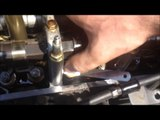 Quick tip to adjusting your Honda valves