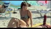 Funny prank (Candid camera on the beach) - Scherzi divertenti (Candid camera sulla spiaggia)