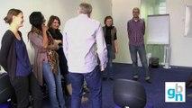 L'improvisation théâtrale : une ressource pour les collaborateurs