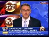 Shame Beijing Olympic Tibet Protest News coverage in French