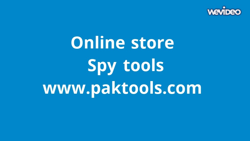 Paktools spy products