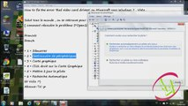 Minecraft How To Fix Opengl Video Card Video Dailymotion
