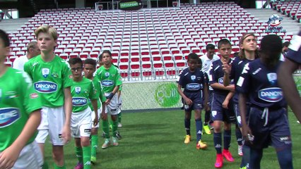Direct : Finale Nationale Danone Nations Cup France 2015