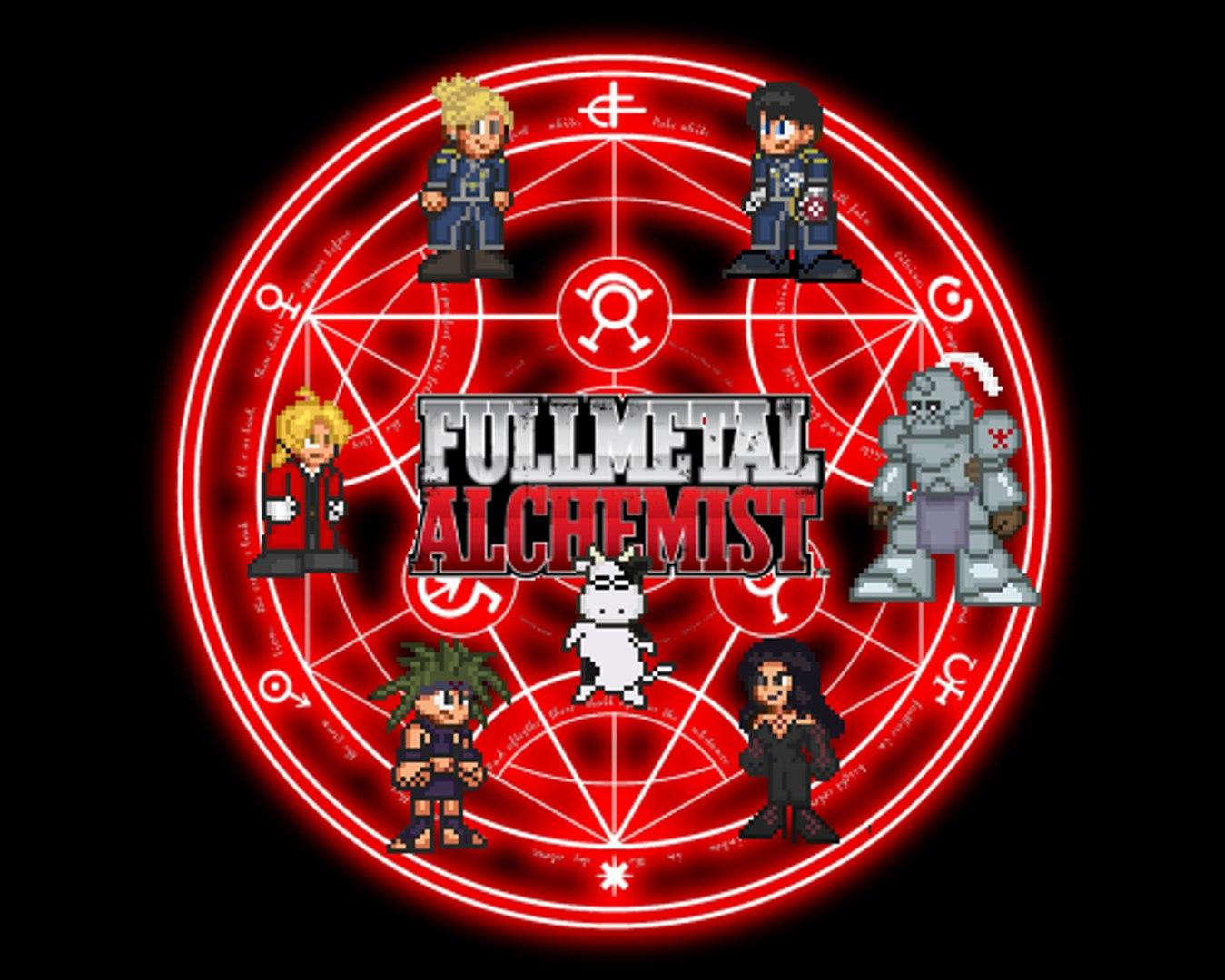 Full Metal Alchemist Pdf Fr otaku evolution episode 1 - fullmetal alchemist (part 1)