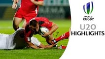 HIGHLIGHTS England 30-16 Wales at World Rugby U20s