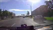 Drôle et bizarre accident de la route n°2   Accident de voiture   Crash car