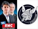 Karim Zéribi et Arthur favorables à l'interdiction du Front National (RMC)