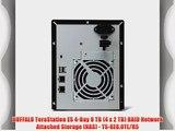 BUFFALO TeraStation ES 4-Bay 8 TB (4 x 2 TB) RAID Network Attached Storage (NAS) - TS-XE8.0TL/R5