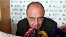 "Roland-Garros 2015 - Gilbert Ysern : ""Les permis de construire vont arriver"""