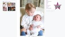 Royal Baby : Les premières photos officielles de la princesse Charlotte dévoilées sur Twitter !