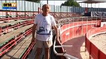 Nîmes: un taureau attaque les spectateurs dans une arène à Saint-Chaptes