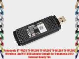 Panasonic TY-WL20 TY-WL20U TY-WL20E TY-WL20A TY-WL20C Wireless Lan WiFi USB Adaptor Dongle