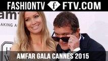 amfAR Gala at Cannes Film Festival 2015 pt. 2 ft. Kendall Jenner & Adriana Lima| FashionTV