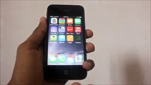 Apple iphone 4s unboxing (2015 model with iOS 8 )