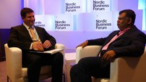 Nordic Business Report - Tony Fernandes, CEO of AirAsia