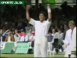 Waqar Younis 14 Dazzling In-Swinging Yorkers - Best of Waqar Younis
