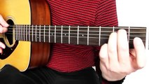 Learn 10 Easy Beatles Guitar Songs With Only 4 Chords - How To Play