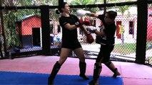 The Beauty of Power - Women's MMA, CrossFit, BJJ, & Muay Thai Training, Thailand   Ryan Jones Films