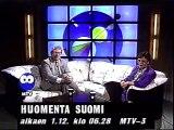 Huomenta Suomi - Mainos (1992)