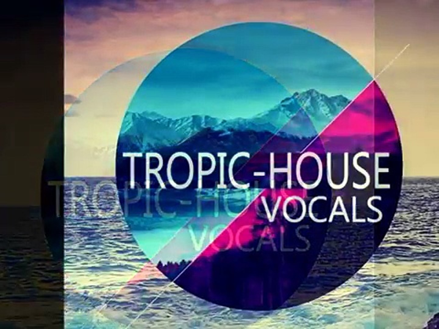 Tropical House Vocals - Acapellas & Spoken Phrases | Key and BPM-Labelled,  100% Royalty-Free