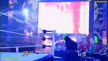 The Undertaker Returns and saves Kane Raw 7/23/12