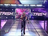 Trish Stratus vs Lita, WWE RAW 06.12.2004 - Women's Championship match