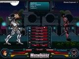 =MQ= Doom Cells, Geist Hunter mecha and Sepulchure's Mecha