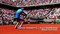 Road to Final | DJOKO & WAWRINKA