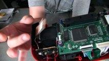 Baking a Nintendo Virtual Boy!  (Fixing display problems)