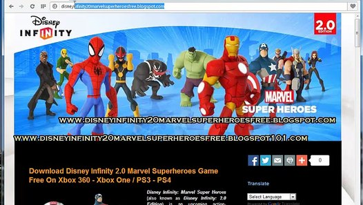 Disney Infinity 2.0 Marvel Super Heroes Redeem COdes ...