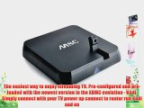 Digital Reins M8C Android 4.4 Smart TV box - Kodi XBMC 14.0 2G/8G Quad Core HDMI Dual WiFi