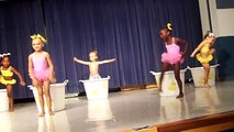 Splish Splash I was taking a bath SunrisePerforming Recital 6-2