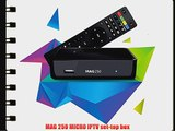 MAG 250 MICRO IPTV set-top box