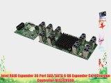 Intel RAID Expander 36 Port SAS/SATA 6 GB Expander Card Storage Controller RES2CV360