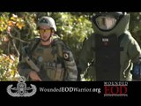 Wounded EOD Warrior Foundation PSA