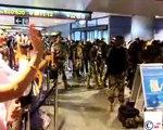 Soldados españoles salen hacia Afganistan