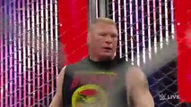 John Cena vs. Seth Rollins - Steel Cage Match- Raw, December 15, 2014