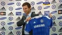 Andre Villas-Boas     Chelsea Press Conference pt 1